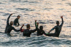 clases de surf en Gijón surf hostel