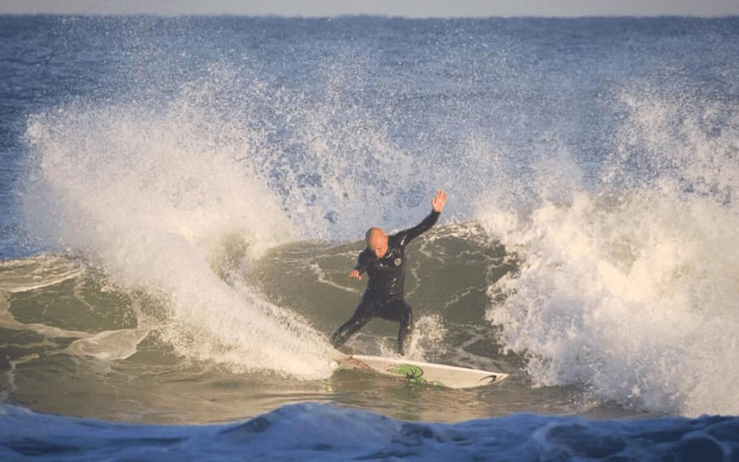 """Surfing has given me everything"" Pablo Gutiérrez"