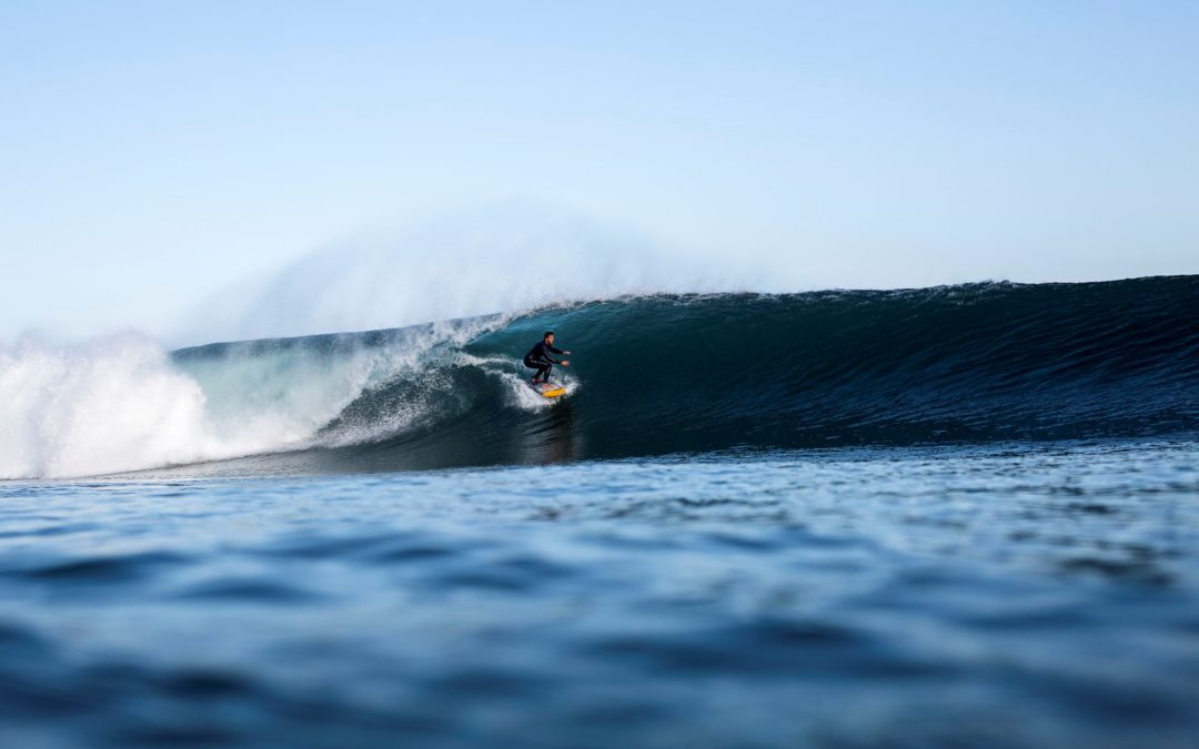 Surfing, much more than a sport