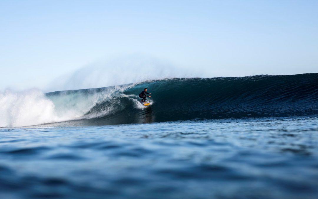 El surf, mucho más que un deporte